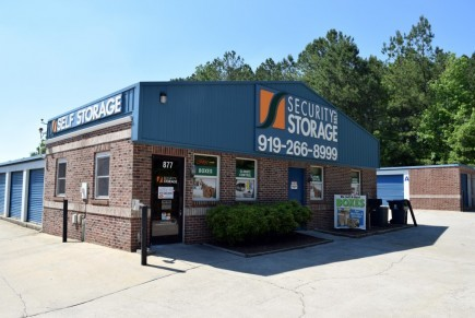 Best Storage Units In Knightdale Nc With Prices Amp Reviews